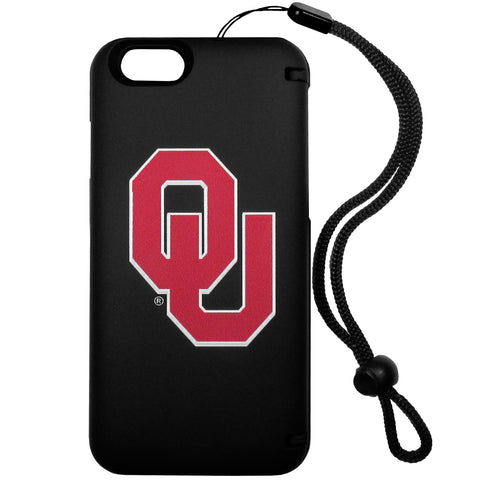 Oklahoma Sooners iPhone 6 Plus Everything Case