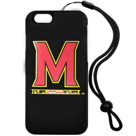 Maryland Terrapins iPhone 6 Plus Everything Case