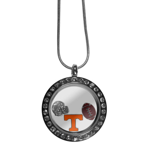 Tennessee Volunteers Locket Necklace