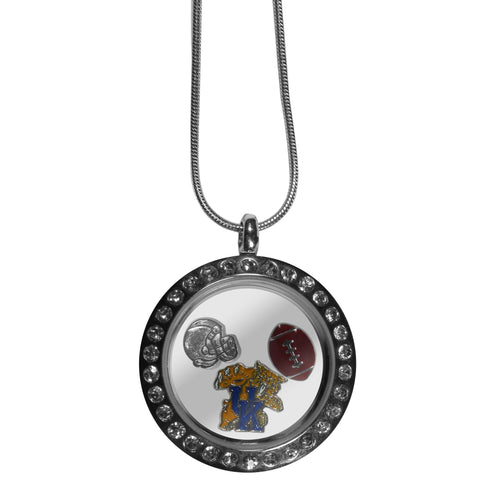 Kentucky Wildcats Locket Necklace