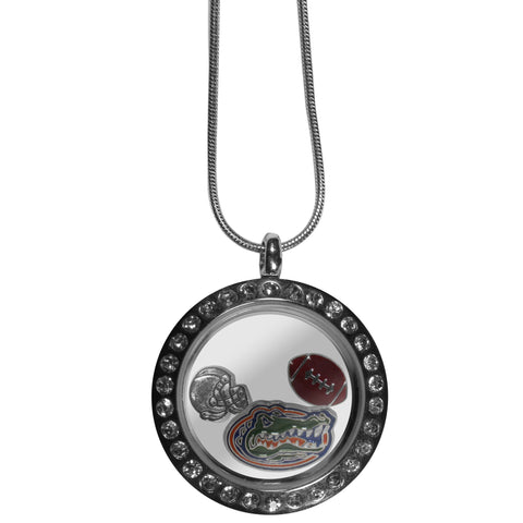 Florida Gators Locket Necklace