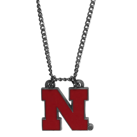 Nebraska Cornhuskers Chain Necklace
