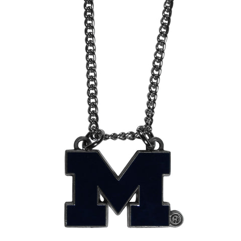 Michigan Wolverines Chain Necklace