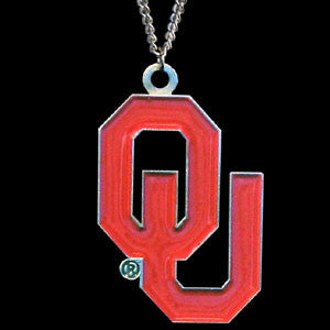 Oklahoma Sooners Chain Necklace