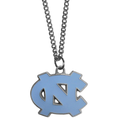 N. Carolina Tar Heels Chain Necklace