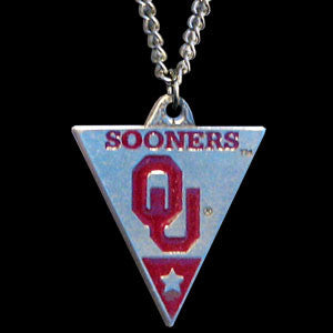 Oklahoma Sooners Classic Chain Necklace