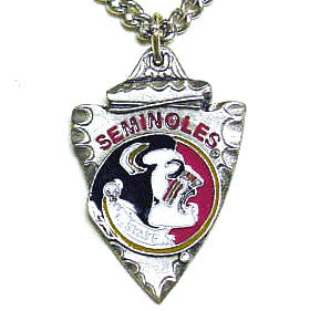 Florida St. Seminoles Classic Chain Necklace