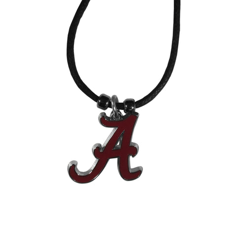 Alabama Crimson Tide Cord Necklace