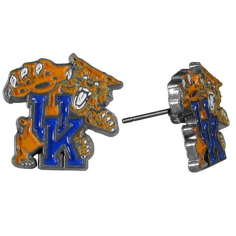 Kentucky Wildcats Stud Earrings