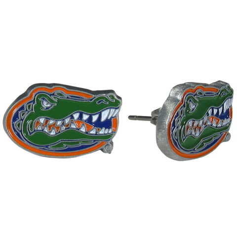 Florida Gators Stud Earrings