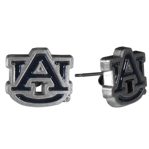 Auburn Tigers Stud Earrings
