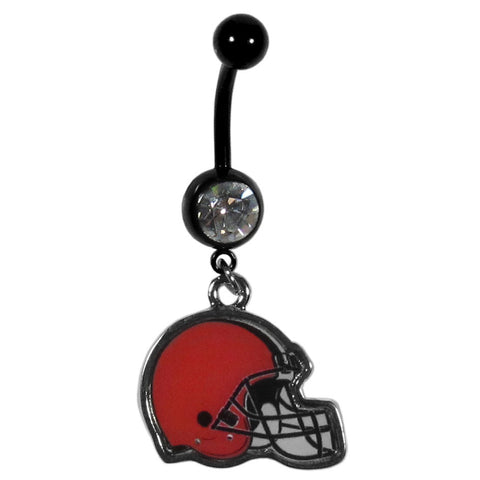 Cleveland Browns Navel Ring