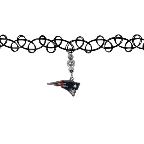 New England Patriots Knotted Choker
