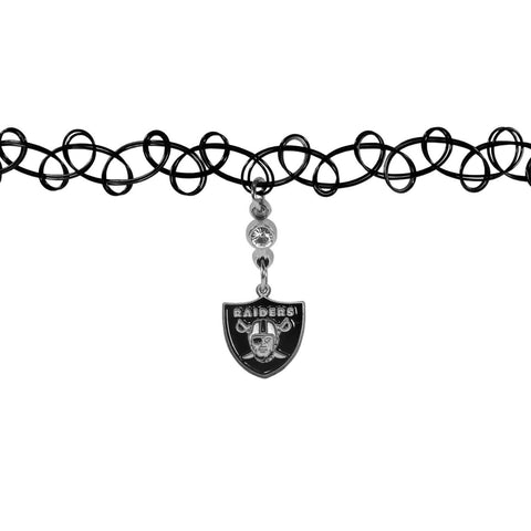 Oakland Raiders Knotted Choker