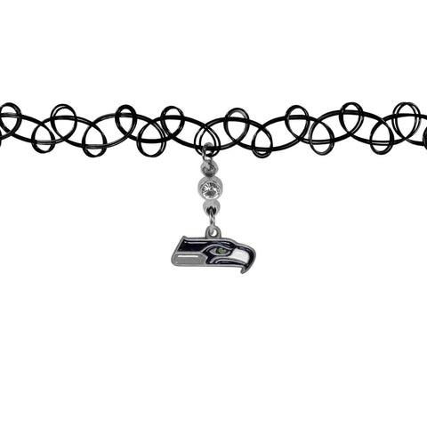 Seattle Seahawks Knotted Choker