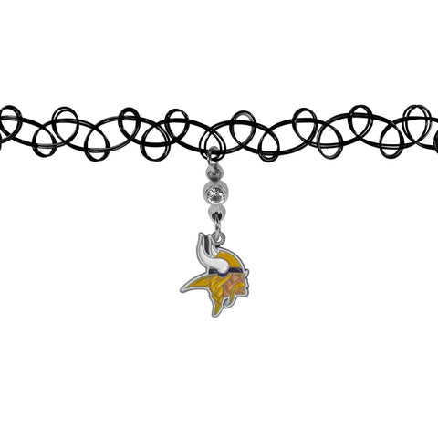 Minnesota Vikings Knotted Choker