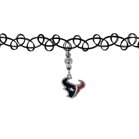 Houston Texans Knotted Choker