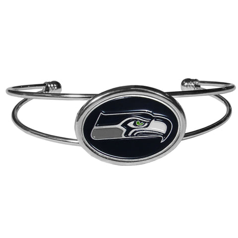 Seattle Seahawks Cuff Bracelet