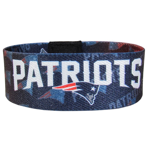 New England Patriots Stretch Bracelets