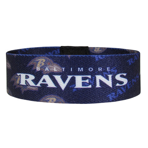 Baltimore Ravens Stretch Bracelets