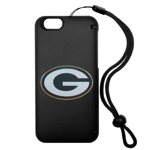 Green Bay Packers iPhone 6 Plus Everything Case