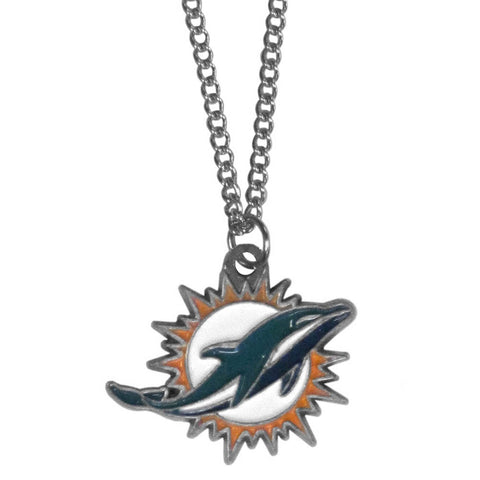 Miami Dolphins Chain Necklace