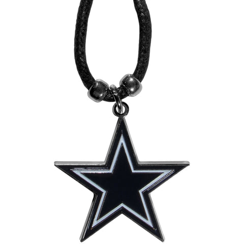 Dallas Cowboys Cord Necklace