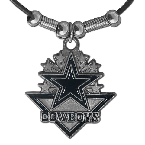 Dallas Cowboys Classic Cord Necklace