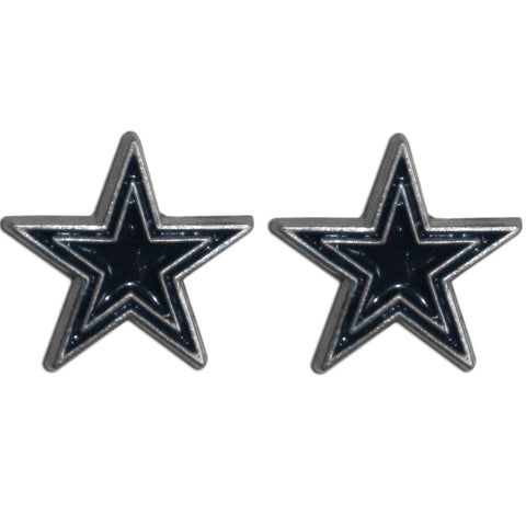 Dallas Cowboys Stud Earrings