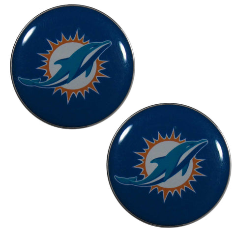 Miami Dolphins Ear Gauge