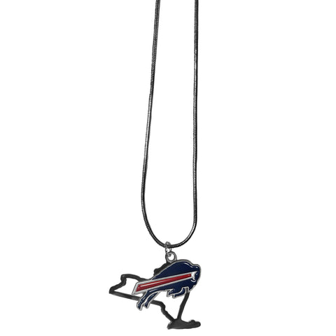 Buffalo Bills State Charm Necklace