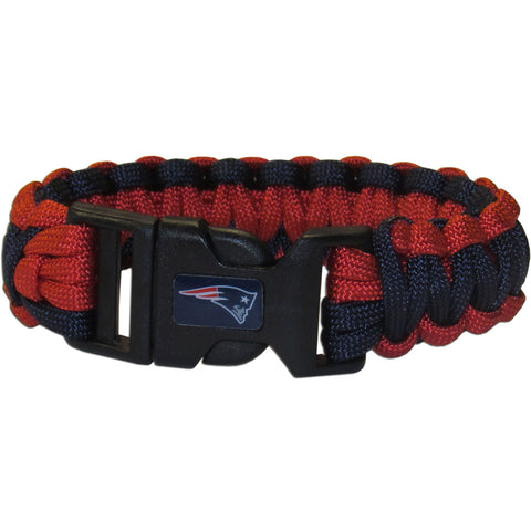 New England Patriots Survivor Bracelet