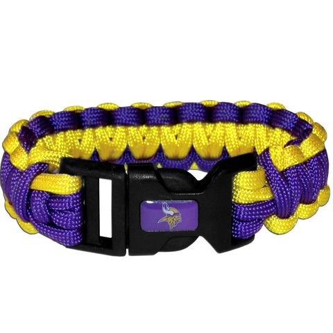 Minnesota Vikings Survivor Bracelet