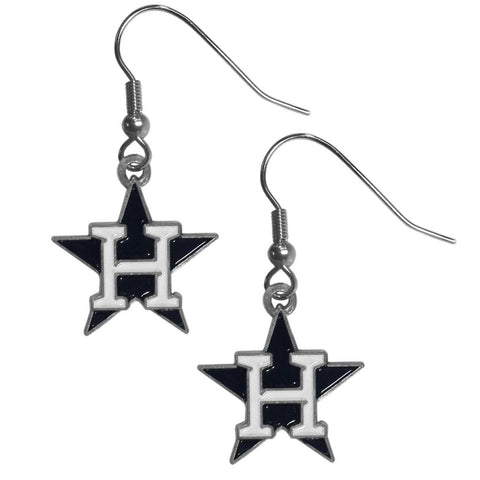 Houston Astros Dangle Earrings