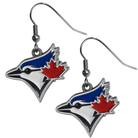 Toronto Blue Jays Dangle Earrings