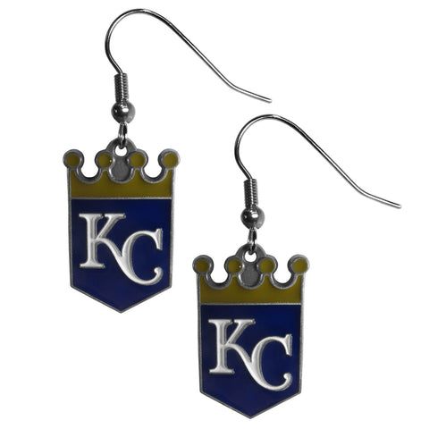 Kansas City Royals Dangle Earrings