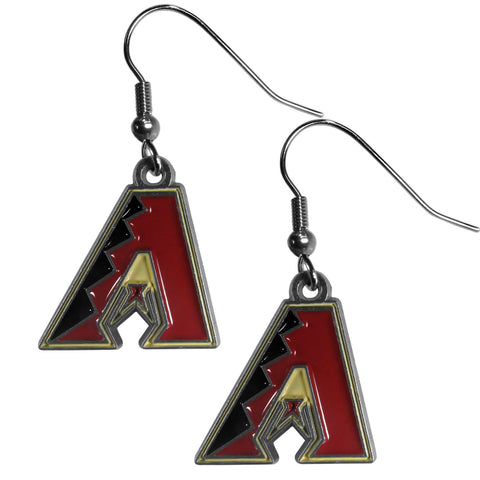 Arizona Diamondbacks Dangle Earrings