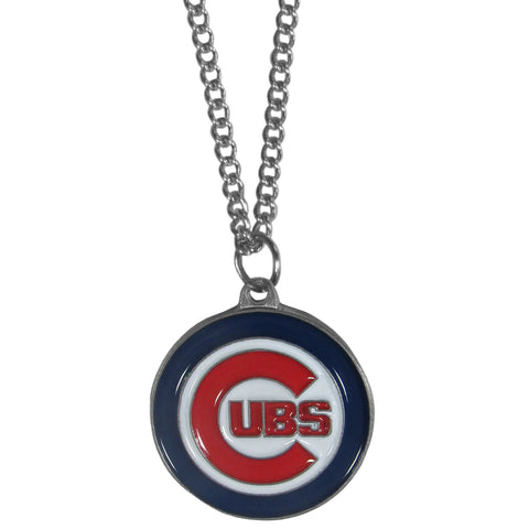 Chicago Cubs Chain Necklace