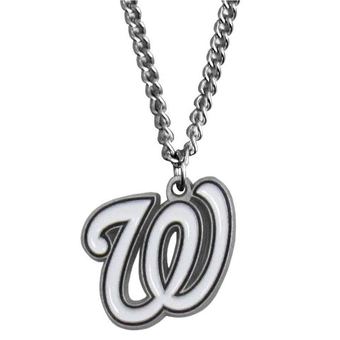 Washington Nationals Chain Necklace