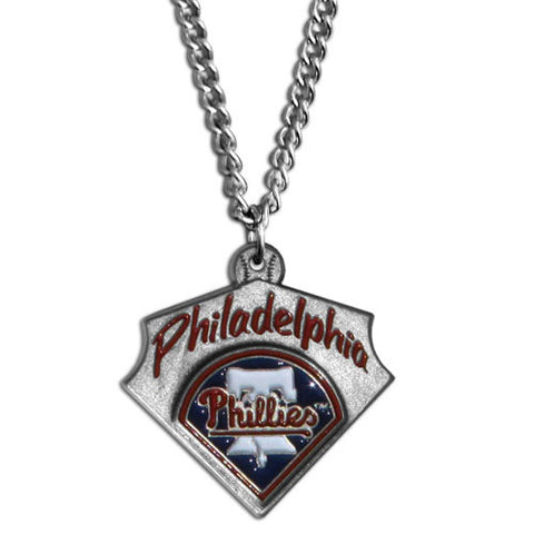 Philadelphia Phillies Classic Chain Necklace