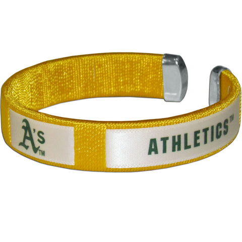 Oakland Athletics Fan Bracelet
