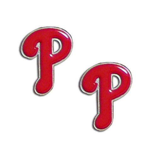 Philadelphia Phillies Stud Earrings