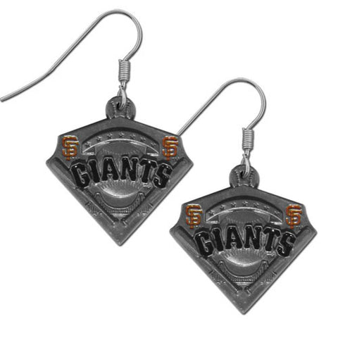 San Francisco Giants Classic Dangle Earrings