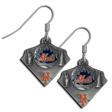 New York Mets Classic Dangle Earrings