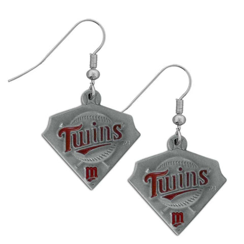 Minnesota Twins Classic Dangle Earrings