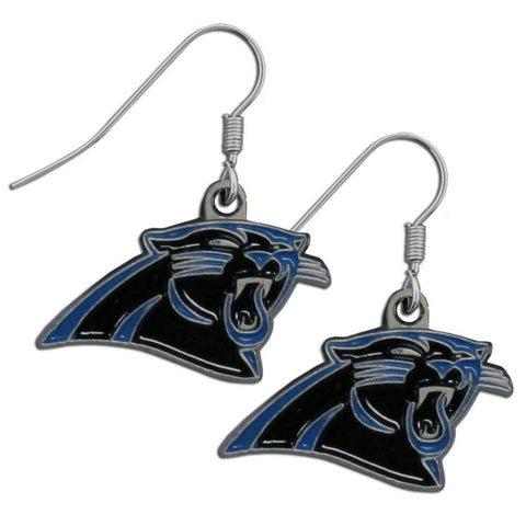 Carolina Panthers Dangle Earrings