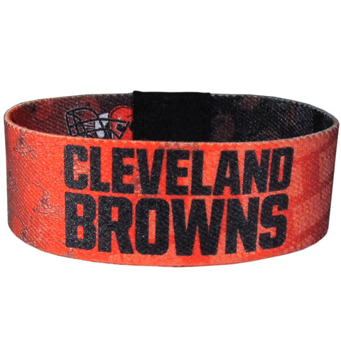 Cleveland Browns Stretch Bracelets