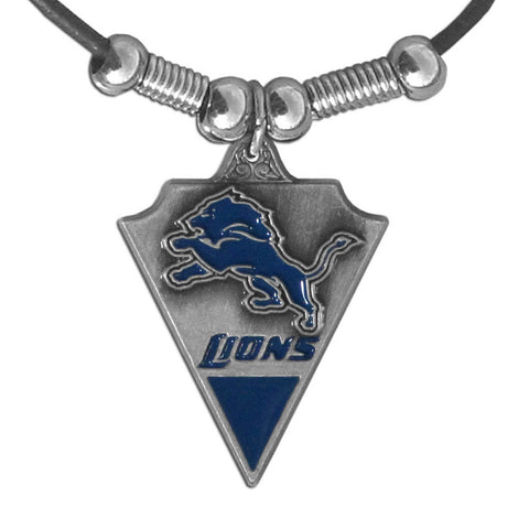 Detroit Lions Classic Cord Necklace