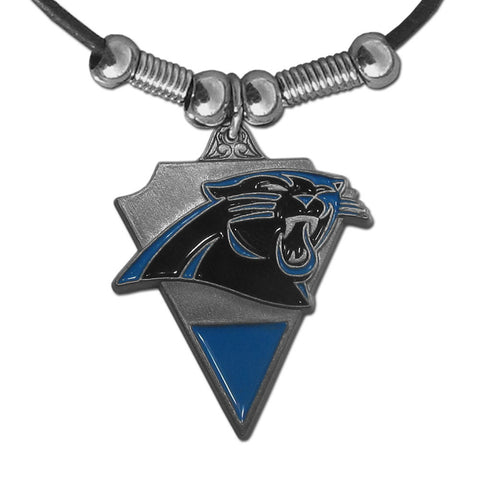 Carolina Panthers Classic Cord Necklace