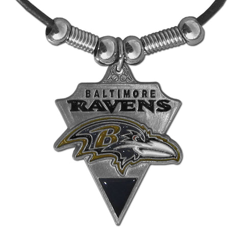 Baltimore Ravens Classic Cord Necklace